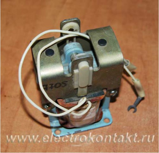 Электромагниты ЭМ-33-51111-00У3 на ~220V /~380V