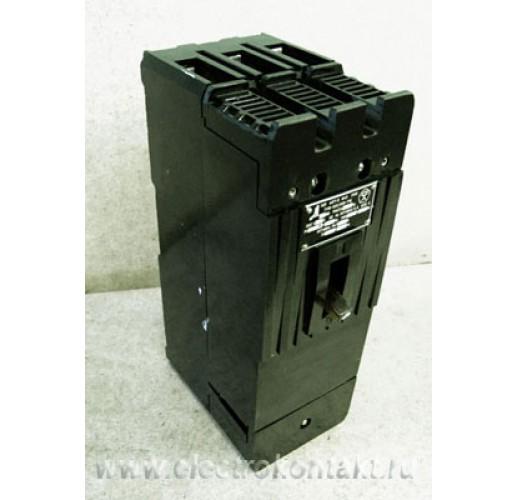 A-3716 ФУЗ Номинальный коммутируемый ток от 16-160А