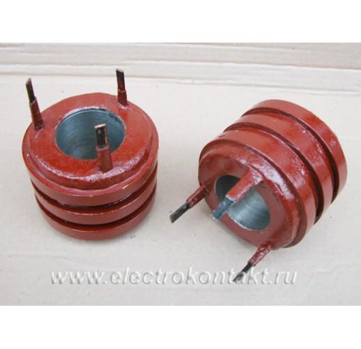 Блоки токосъемных колец серии MTF (MTH) 2 величины 103х57х75